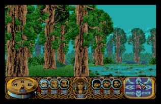 Crystals of Arborea Amiga 22