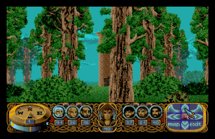 Crystals of Arborea Amiga 23
