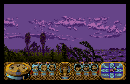 Crystals of Arborea Amiga 31