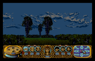 Crystals of Arborea Amiga 32