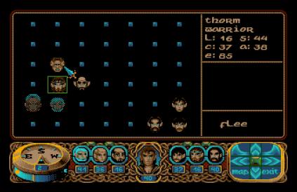 Crystals of Arborea Amiga 64