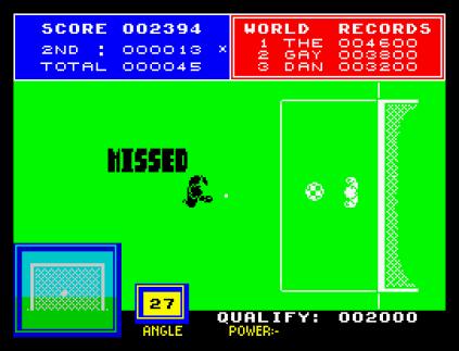 Daley Thompson's Supertest ZX Spectrum 09