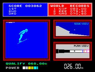 Daley Thompson's Supertest ZX Spectrum 11