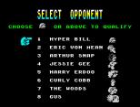 Daley Thompson's Supertest ZX Spectrum 14