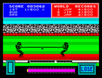 Daley Thompson's Supertest ZX Spectrum 15