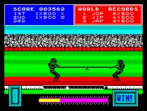 Daley Thompson's Supertest ZX Spectrum 16
