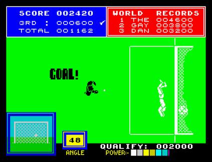 Daley Thompson's Supertest ZX Spectrum 20