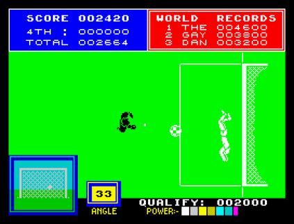 Daley Thompson's Supertest ZX Spectrum 23