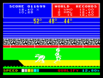 Daley Thompson's Supertest ZX Spectrum 28