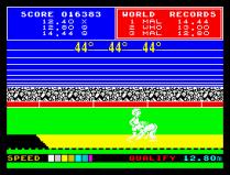 Daley Thompson's Supertest ZX Spectrum 29