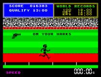 Daley Thompson's Supertest ZX Spectrum 30