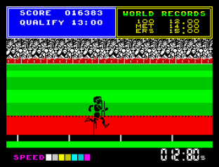 Daley Thompson's Supertest ZX Spectrum 31