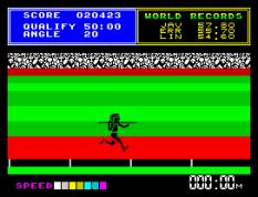 Daley Thompson's Supertest ZX Spectrum 32