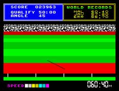 Daley Thompson's Supertest ZX Spectrum 33