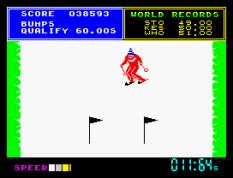 Daley Thompson's Supertest ZX Spectrum 43
