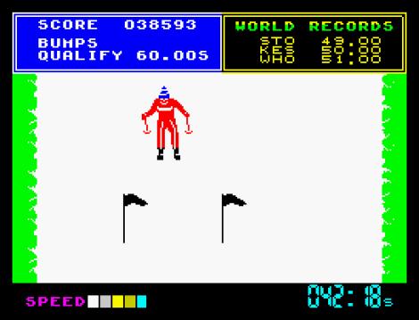 Daley Thompson's Supertest ZX Spectrum 45