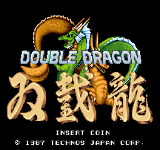 Double Dragon Arcade 01