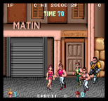 Double Dragon Arcade 02