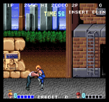 Double Dragon Arcade 08