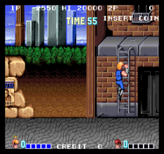 Double Dragon Arcade 10