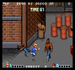 Double Dragon Arcade 15