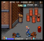 Double Dragon Arcade 16