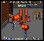 Double Dragon Arcade 17