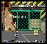 Double Dragon Arcade 19