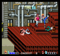 Double Dragon Arcade 22