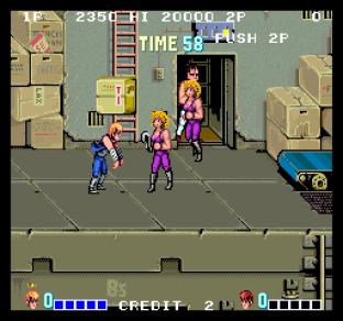 Double Dragon Arcade 23