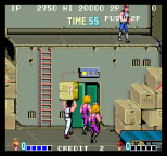 Double Dragon Arcade 24