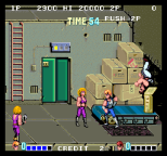 Double Dragon Arcade 25