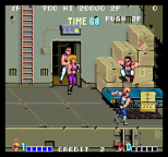 Double Dragon Arcade 26