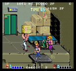 Double Dragon Arcade 27