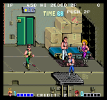 Double Dragon Arcade 28