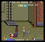 Double Dragon Arcade 30