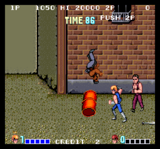 Double Dragon Arcade 31
