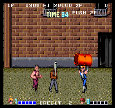 Double Dragon Arcade 32