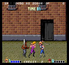 Double Dragon Arcade 33