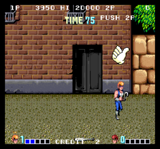 Double Dragon Arcade 34