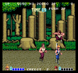 Double Dragon Arcade 36