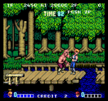Double Dragon Arcade 40