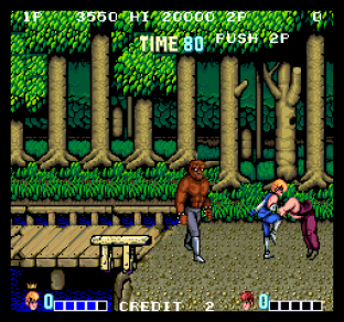 Double Dragon Arcade 42