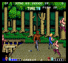 Double Dragon Arcade 43