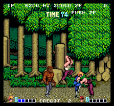 Double Dragon Arcade 44