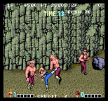 Double Dragon Arcade 48