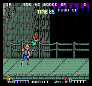 Double Dragon Arcade 53