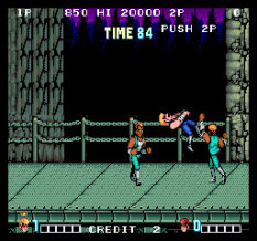 Double Dragon Arcade 54