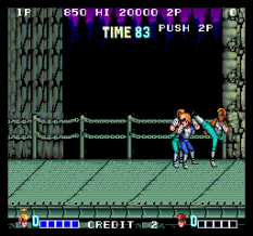 Double Dragon Arcade 55
