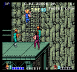 Double Dragon Arcade 57